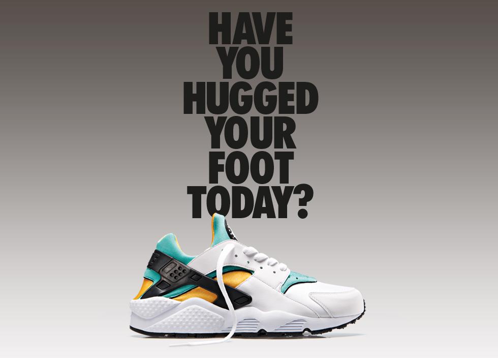 e03fdd1242582 Nike Air Huarache OG ...
