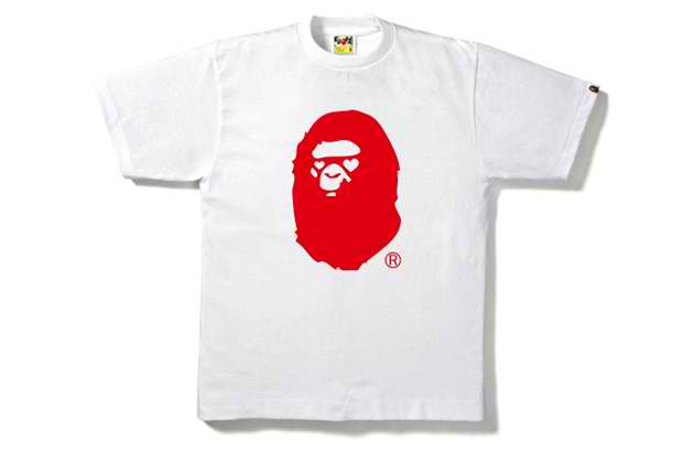 Bathing Ape Valentines Day Pack