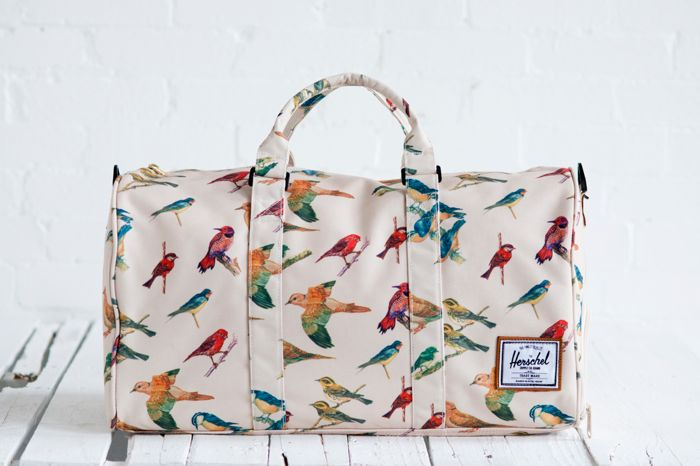 Herschel Supply co 2013 Spring Bad Hills Collection