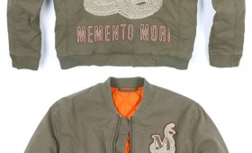 maharishi year of the snake fitted ma-1 jacket (1)