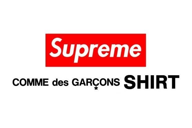 Supreme x Comme des Garcons Coming Soon.