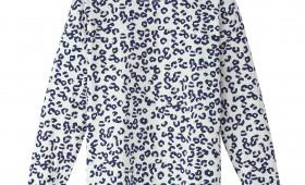 APC Leopard print simple sweatshirt (2)