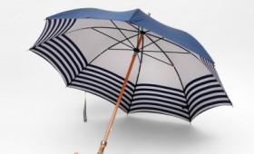 London Undercover L.U.G.B. Naval Stripe Umbrella (1)