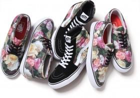 Supreme: Vans Floral (1)